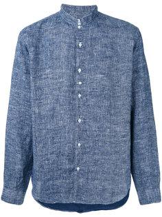 рубашка с воротником-стойка Costumein