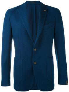 пиджак с накладными карманами Gabriele Pasini