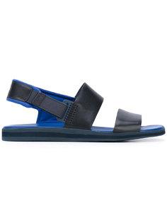 сандалии с ремешками Camper