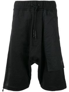 спортивные брюки с заниженной шаговой линией Y-3