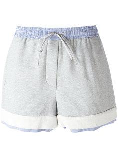 шорты на шнурке 3.1 Phillip Lim