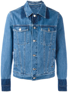 джинсовая куртка на пуговицах Kenzo