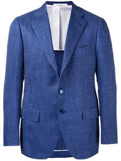 пиджак с застежкой на три пуговицы Cesare Attolini