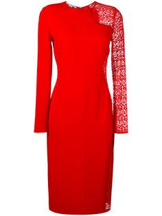 приталенное платье  Stella McCartney