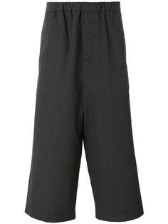 укороченные брюки Strong Hackney в полоску Société Anonyme