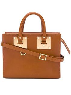 средняя сумка-тоут Box Sophie Hulme