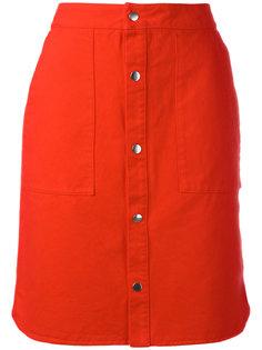 юбка на пуговицах  Vanessa Bruno Athé