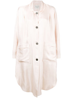 buttoned coat Forte Forte