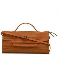 woven shoulder bag Zanellato