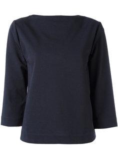 блузка с вырезом лодочкой  Casa Nata