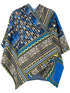пиджак с принтом  Ermanno Gallamini