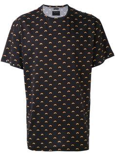 футболка с узором из радуг Marc Jacobs