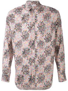 рубашка с узором Comme Des Garçons Shirt