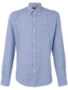 клетчатая рубашка Woolrich