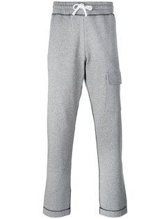 брюки с карманами с клапанами  Futur