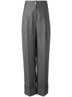 брюки с завышенной талией Boglioli
