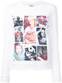 футболка с длинными рукавами Kenzo
