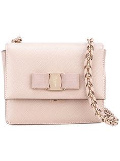 маленькая сумка на плечо Vara Salvatore Ferragamo
