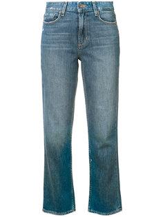 укороченные джинсы Paige