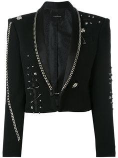 пиджак с отделкой цепочкой Fortim John Richmond