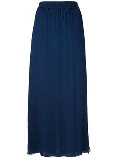плиссированная юбка Emporio Armani
