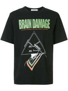 футболка brain damage Undercover