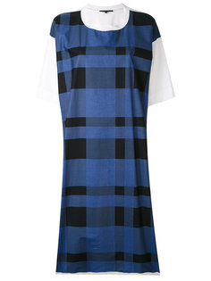 checked T-shirt dress Sofie Dhoore