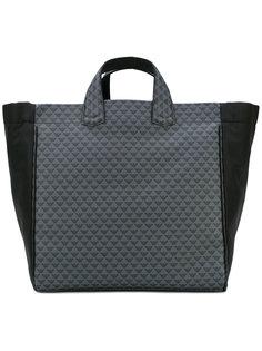сумка-тоут большого размера Emporio Armani