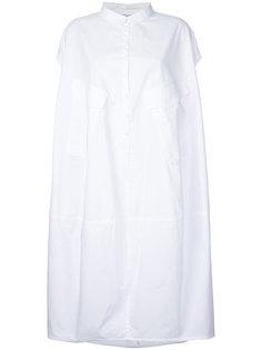 свободное платье-рубашка  Rundholz