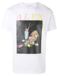 футболка с логотипом Ice Alyx