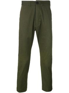 укороченные брюки  Numero00