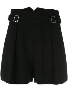 шорты с пряжками Zimmermann
