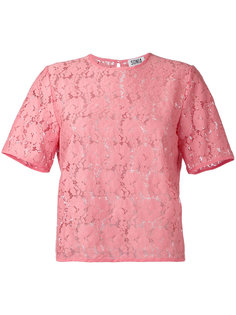 embroidered T-shirt  Sonia By Sonia Rykiel