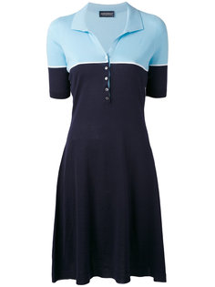 трикотажное платье с короткими рукавами  John Smedley