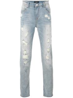 узкие джинсы Stampd