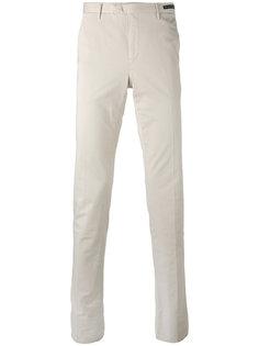 облегающие брюки Pt01