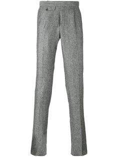 костюмные брюки Incotex