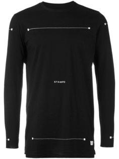 Linear sweatshirt Stampd
