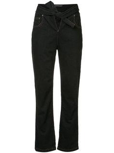 джинсы с деталью V-образной формы Y / Project