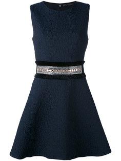 расклешенное мини-платье Amen Amen.