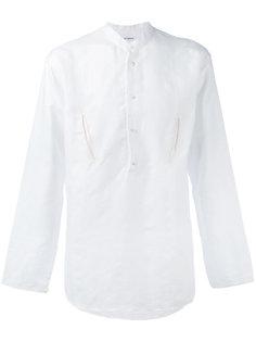 однотонная рубашка Umit Benan