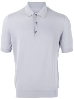 футболка-поло с короткими рукавами Malo