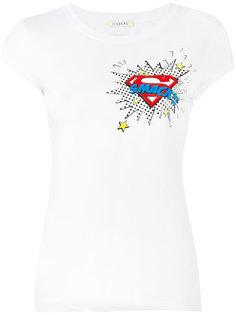 футболка с принтом comic  Iceberg