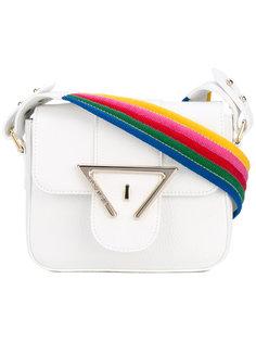 сумка через плечо с радужной лямкой Sara Battaglia
