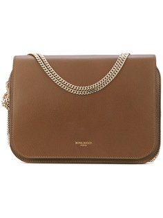 сумка с цепочной лямкой на плечо Nina Ricci