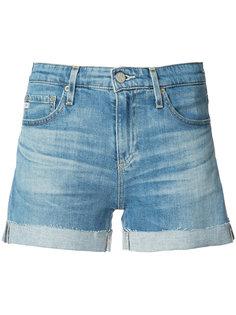 джинсовые шорты Ag Jeans