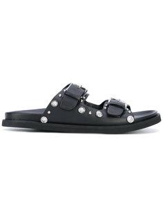 сандалии с заклепками Versus