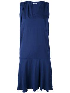 платье-рубашка без рукавов Cacharel