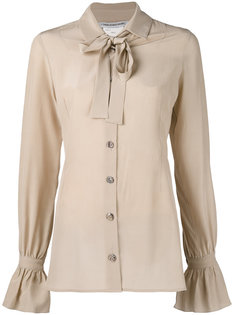 рубашка с завязками на шее Cherevichkiotvichki