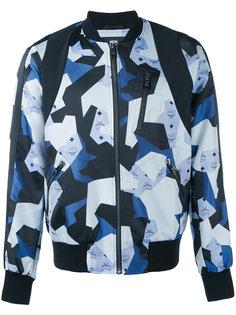 куртка-бомбер  MCM x Christopher Raeburn MCM